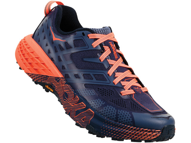 Hoka One One Speedgoat 2 Running Shoes Women marlin/blue ribbon